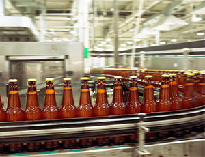 Bottleing-Line